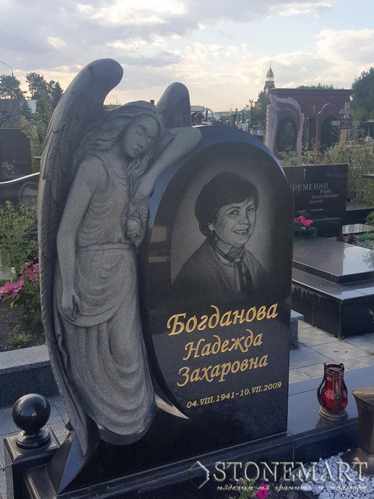 Памятник с ангелом №23