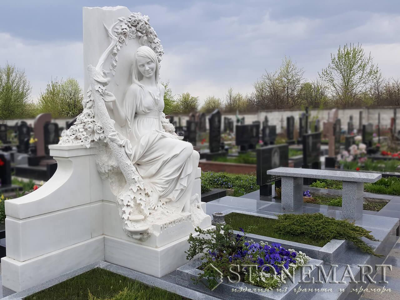 Мемориальная скульптура №26