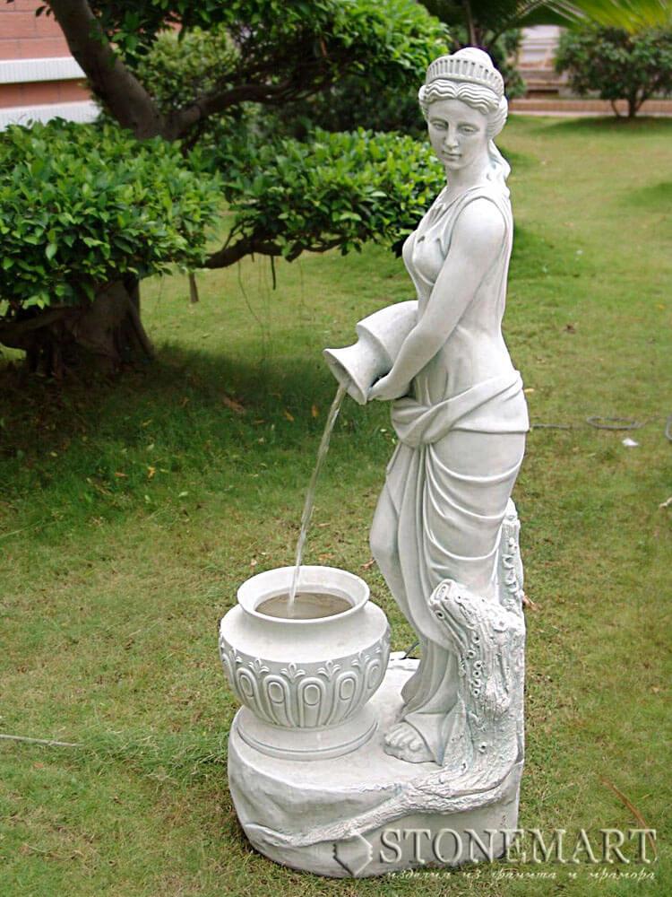 26. Скульптура садовая: Гречанка