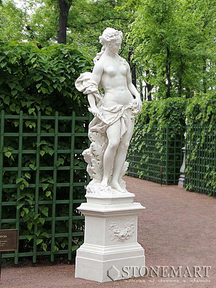 27. Скульптура садово-парковая