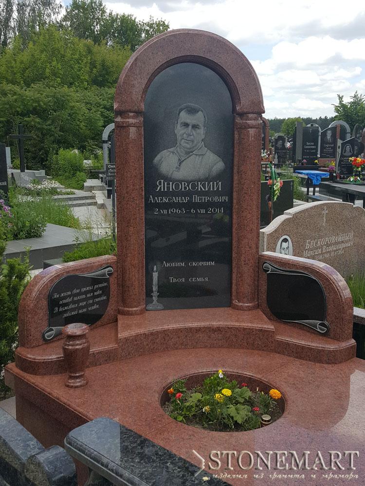 Памятник гранитный №28