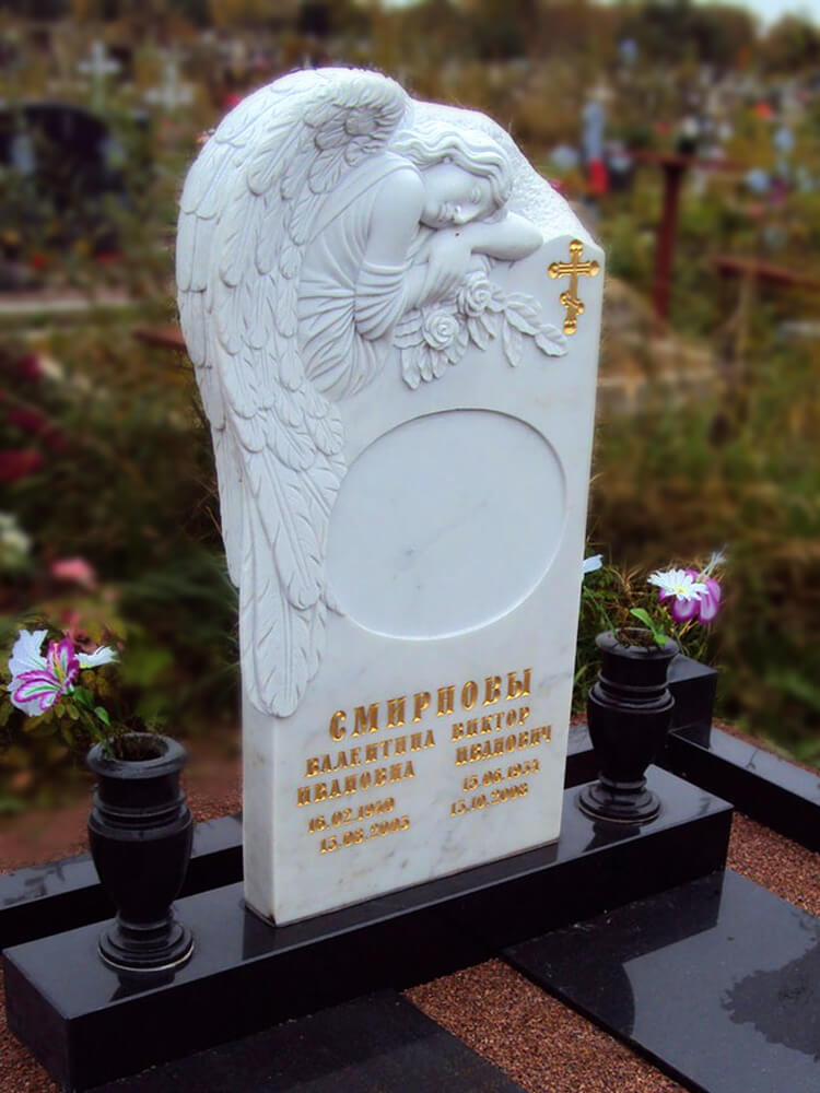 Памятник из мрамора №29