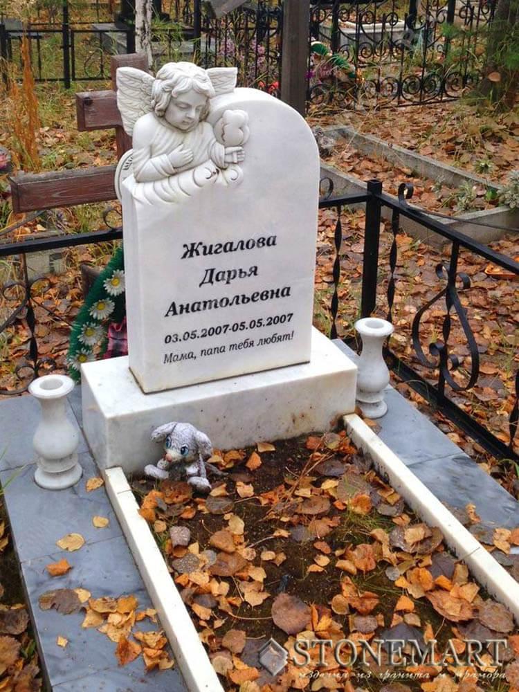 Памятник из мрамора №47