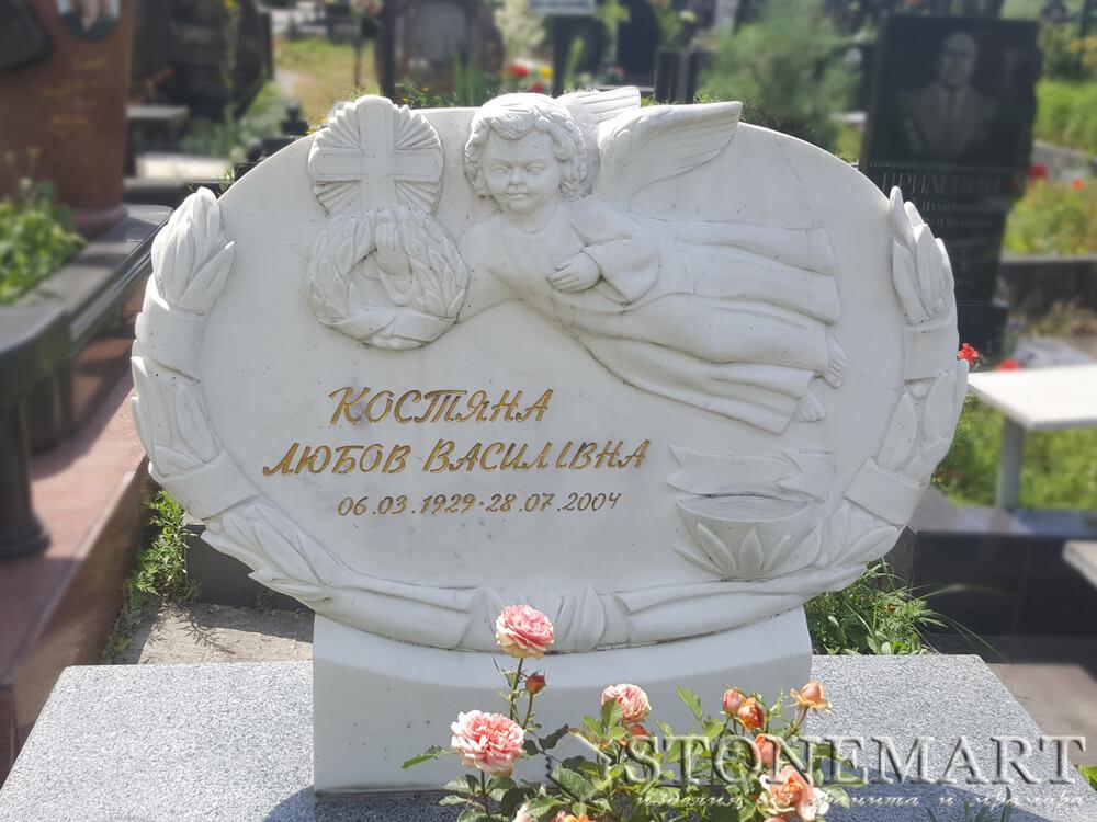 Памятник из мрамора №41