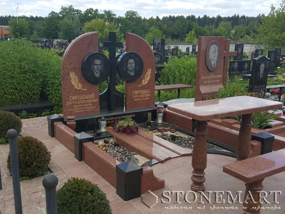Памятники из гранита №45