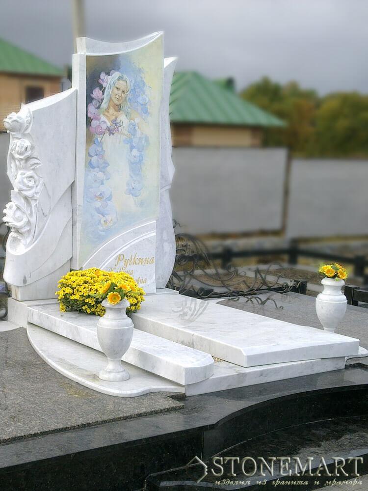 Памятник из мрамора №49