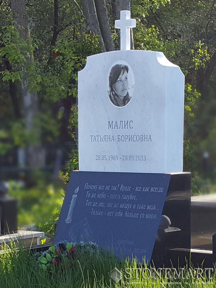 Памятник из мрамора №51