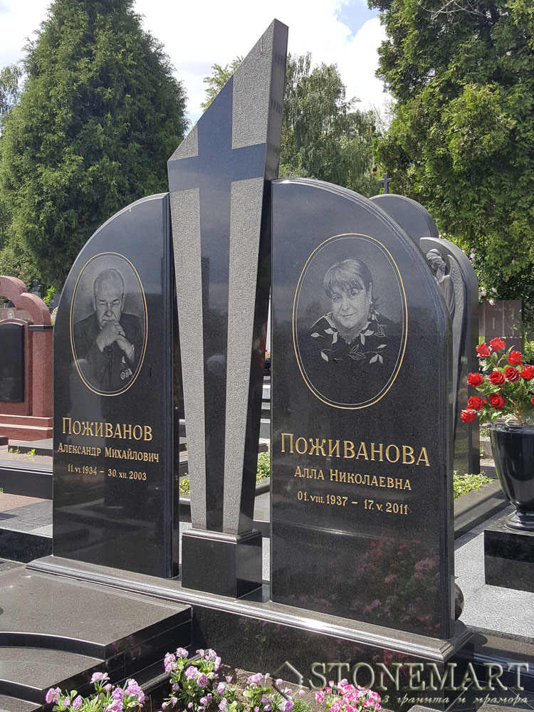 Памятники из гранита №59