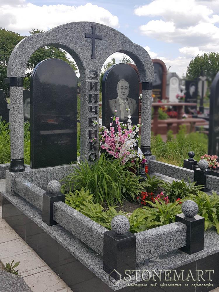 Памятник из гранита №61