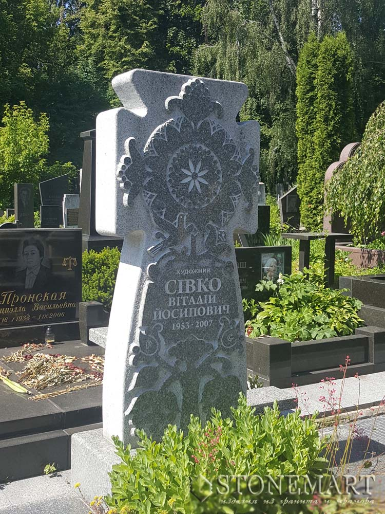 Памятник-крест №73