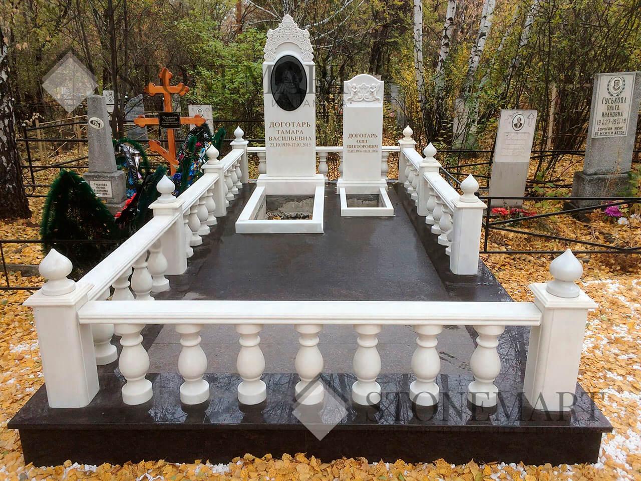 Памятник из мрамора №40