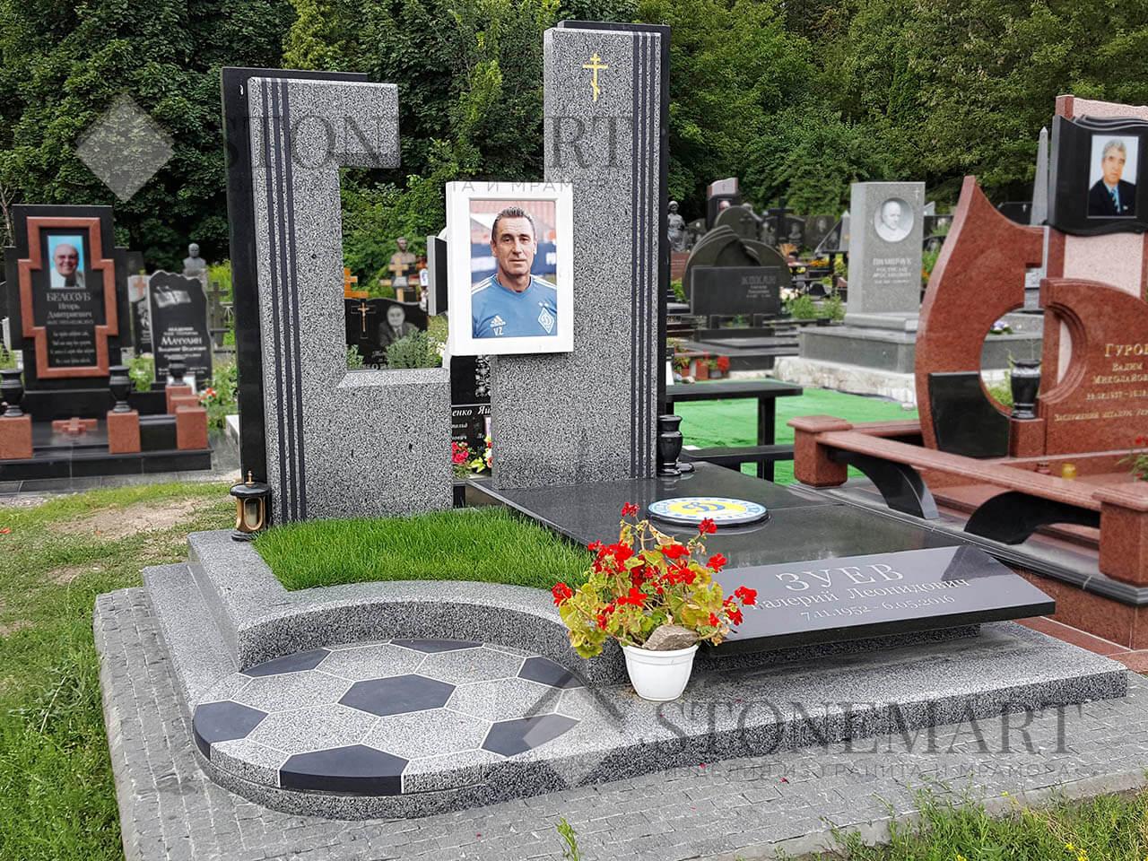 Памятник из гранита №7